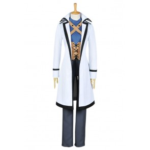 Fairy Tail Cosplay Wizard Gray Fullbuster Costume