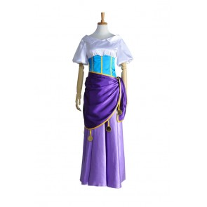 The Hunchback Of Notre Dame Cosplay Esmeralda Costume