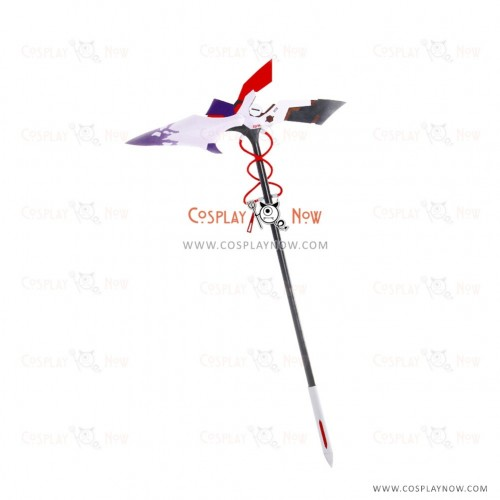 Closers Cosplay Levia Props with Cane