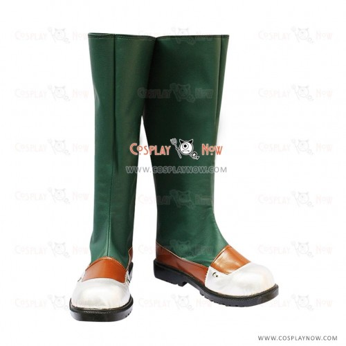 The Legend of Heroes VI Cosplay Shoes Doln Capua Boots