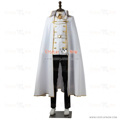 Fate Apocrypha Cosplay Darnic Prestone Yggdmillennia Costume