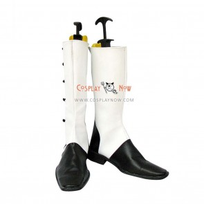 Black Butler Cosplay Shoes Kuroshitsuji Ciel Boots
