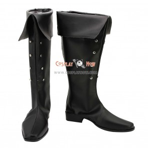 Monster Hunter Cosplay Shoes Devilgho Boots