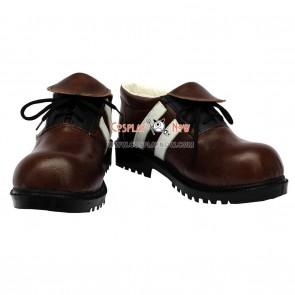 Inazuma Eleven Tachimukai yuuki Cosplay Shoes