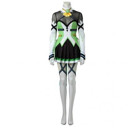 Battle Girl High School Cosplay Subaru Wakaba Costume Uniform