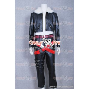 Final Fantasy VIII 8 Cosplay Squall Costume