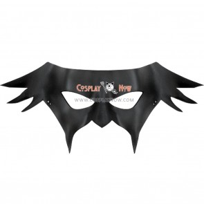 Marvel Captain America Cosplay Black Crow Mask