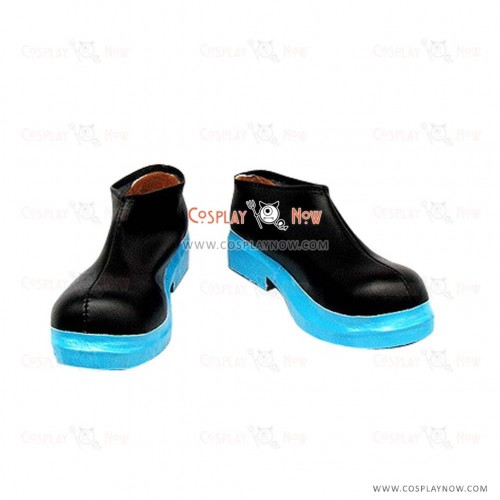 Vocaloid Hatsune Miku Black Cosplay Shoes - A Edition