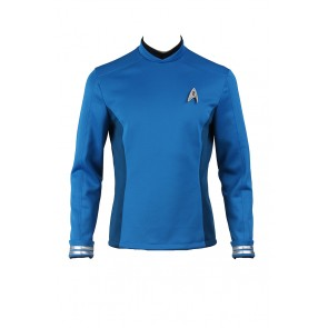 Leonard H McCoy Bones Costume For Star Trek Beyond Cosplay Uniform