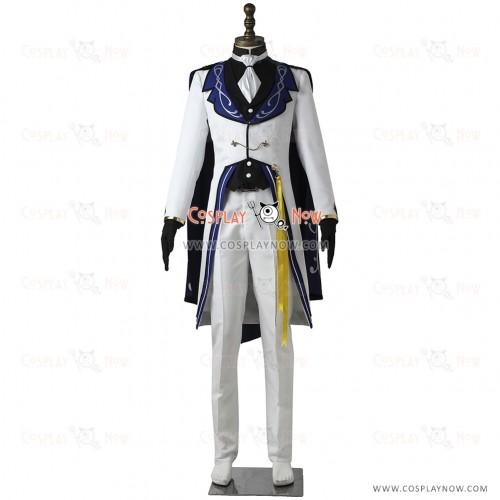 Ensemble Stars Reminiscence Monochrome Checkmate Cosplay Eichi Tenshouin Costume