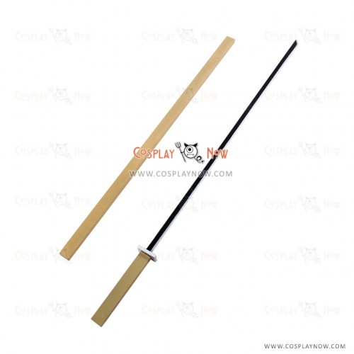 Land of the Lustrous Cosplay Morganite props with sword