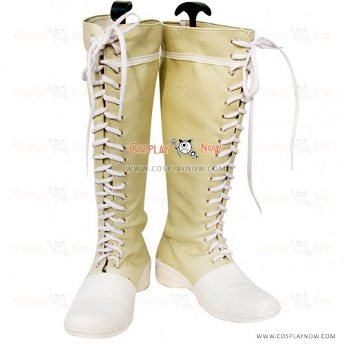Final Fantasy 7 Cosplay Shoes Yuffie Kisaragi Boots