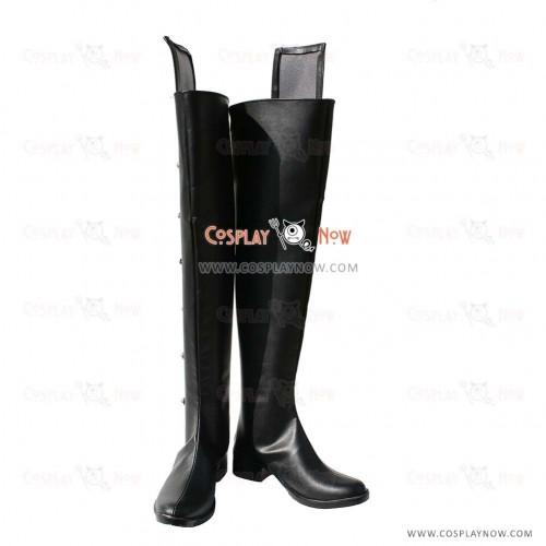 Bleach Cosplay Shoes Riruka Dokugamine Boots