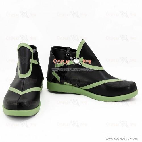 Overwatch Cosplay Genji Shimada Oni Shoes