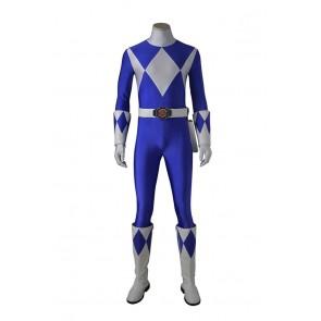 Mighty Morphin Power Rangers Cosplay Tricera Ranger Dan Costume