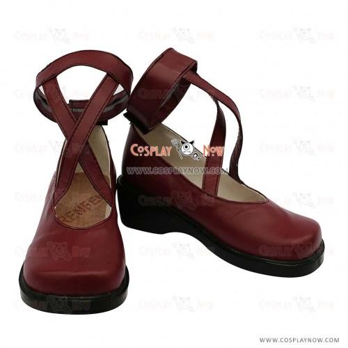 Shiki Cosplay Sunako Kirishiki Shoes