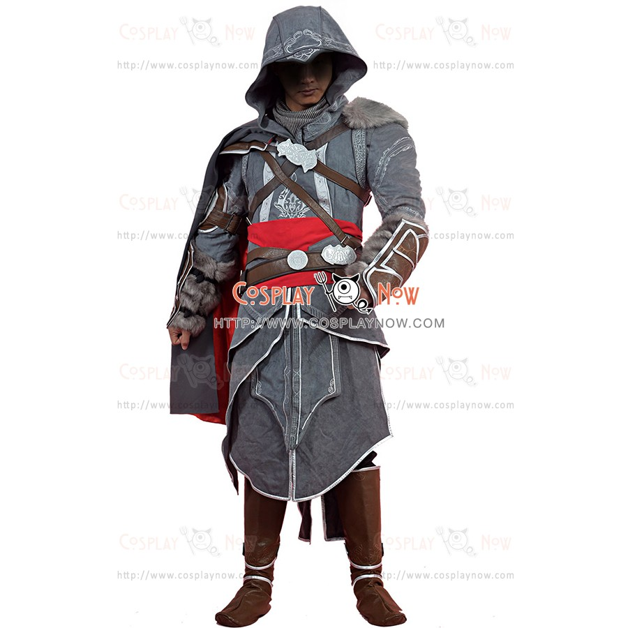 Altair Ibn La Ahad Costume For Assassins Creed Revelations Cosplay