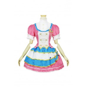 Love Live Cosplay Kotori Minami Fruit Dress Costume