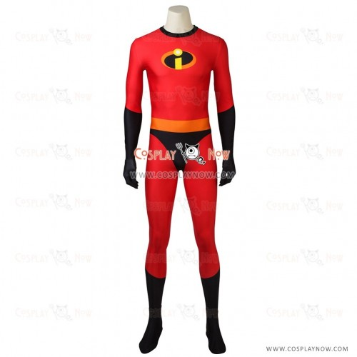 The Incredibles Mr Incredible Cosplay Costume for man