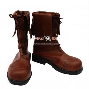 Dog Days Millhiore Firianno Biscotti Cosplay Boots