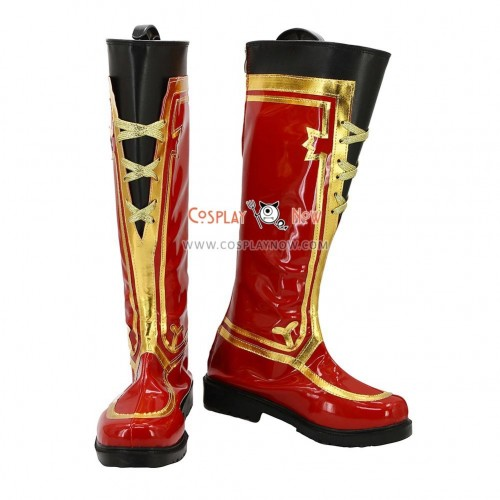 The Legend of Heroes Cosplay Shoes Sen no Kiseki Alfin Reise Arnor Boots