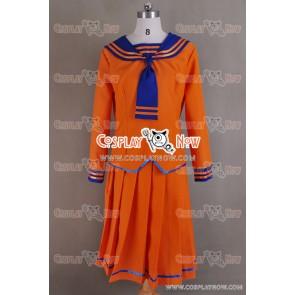 Fruits Basket Tohru Honda Cosplay Costume Orange
