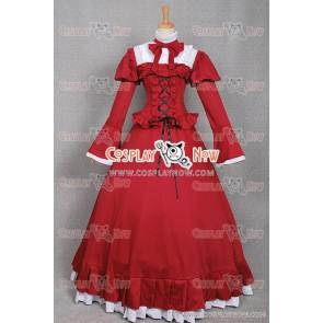 Pandora Hearts Cosplay Alice Costume