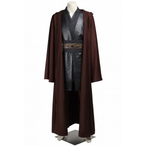 Star Wars Cosplay Anakin Skywalker Jedi Knight Uniform