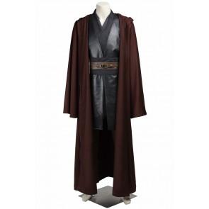 Star Wars Cosplay Anakin Skywalker Jedi Knight Uniform