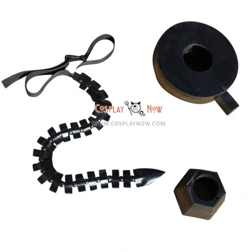 Black Rock Shooter Strength PVC Prop Cosplay