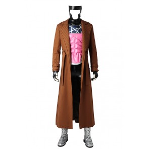 Gambit Costume For X Men Cosplay Uniform