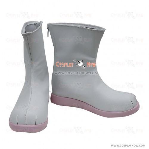 Puella Magi Madoka Magica Cosplay Shoes Kyuubey Boots