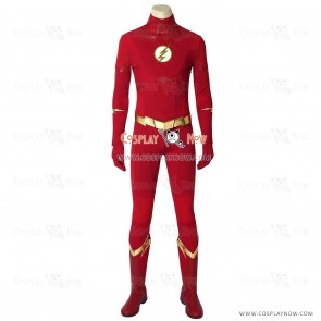 The Flash Barry Allen Cosplay Costumes for Man