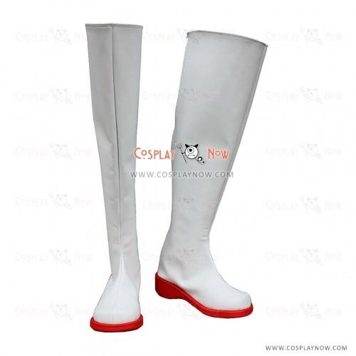 Umineko no Naku Koro ni Cosplay Shoes Shiesuta Boots