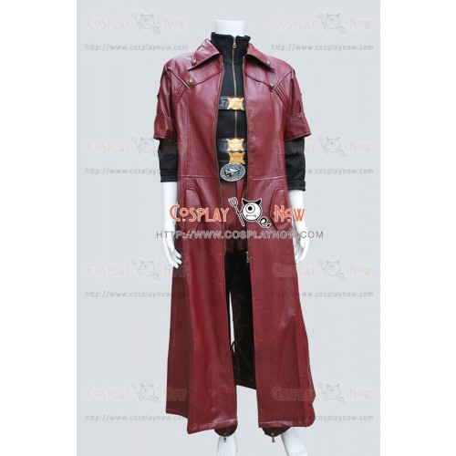 Dante From Devil May Cry 4 Cosplay Costume
