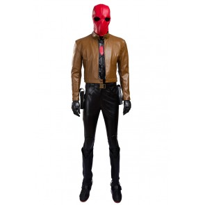 Jason Peter Todd Costume For Batman Cosplay