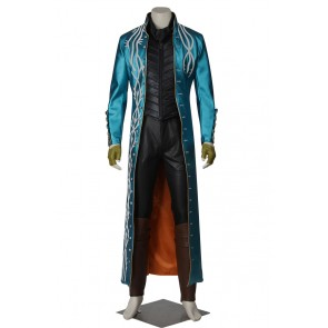 Devil May Cry 3 Cosplay Dantes Awakening Vergil Costume
