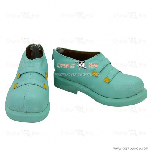 Karneval Nai Muhinyi Light Blue Cosplay Shoes