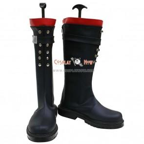 Unlight Cosplay Shoes Librarian Salgado Boots