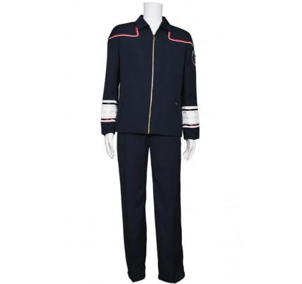 Star Trek Cosplay Admiral Costume