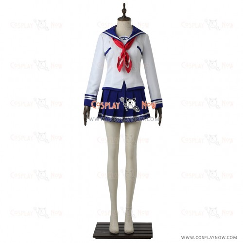Battle Girl High School Cosplay Asuha Kusunoki Costume Uniform