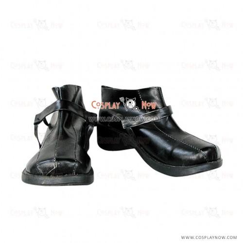 Macross Frontier Michael Blanc Cosplay Shoes