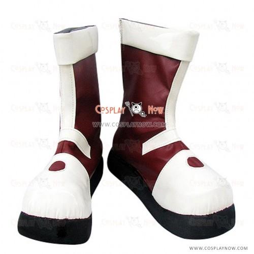 Hunter X Hunter Cosplay Shoes Killua Zaoldyck Short Boots