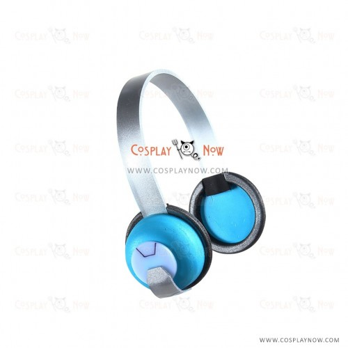 Overwatch Cosplay D.Va Props with  Headset