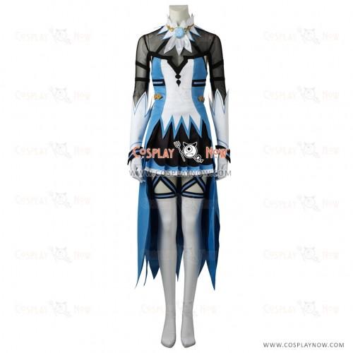 Battle Girl High School Cosplay Narumi Haruka Costume Uniform