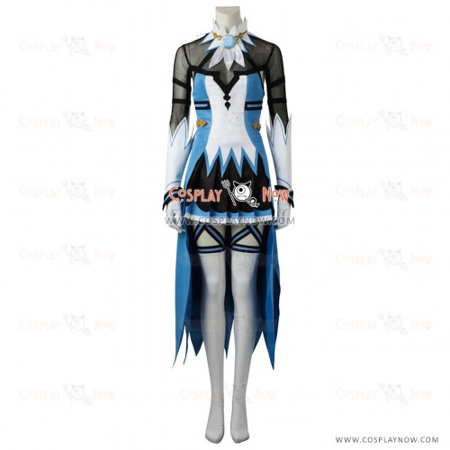 Battle Girl High School Cosplay Narumi Haruka Costume Uniform