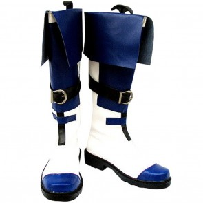 Guilty Gear Cosplay Shoes Ky Kiske Boots