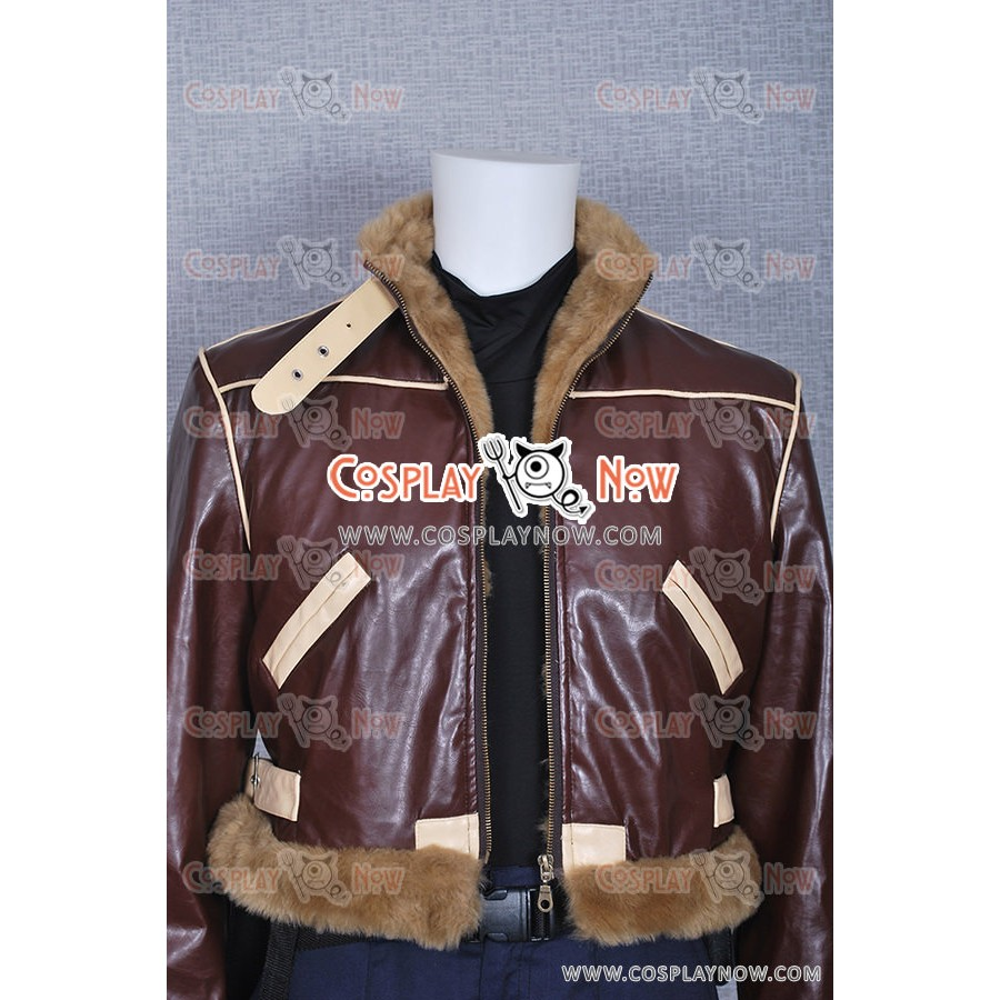 Resident Evil 4 Leon Kennedy Cosplay Costume