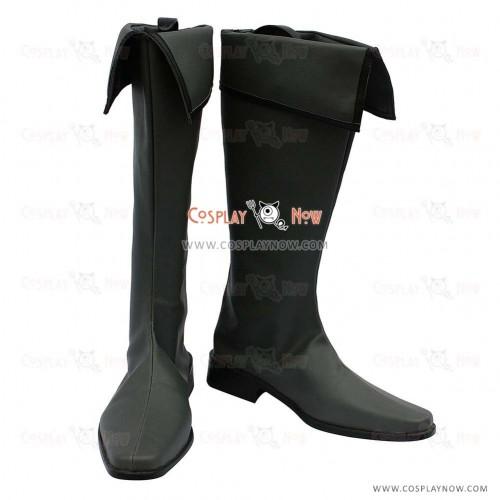 Inu x Boku SS Cosplay Shoes Kagerou Shoukiin Boots