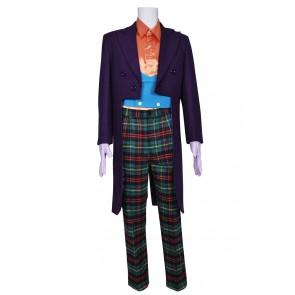 Joker Costume Tuxedo Suit